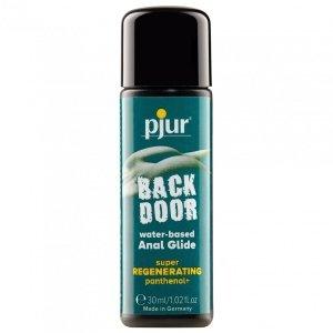 pjur Back Door Regenerating Anal Glide 30ml - żel analny na bazie wody