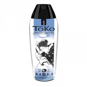 Shunga - Toko Lubricant Coconut Water 165 ml lubrykant na bazie wody o smaku wody kokosowej