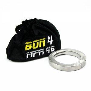 Bon4 Magnetic Cock Ring 46 mm - pierścień na penisa