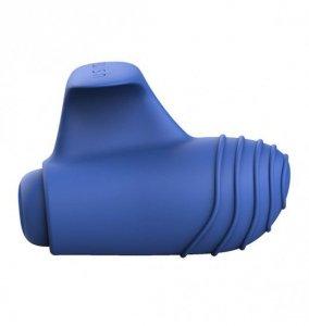 B Swish bteased Basic - Mini Wibrator (granatowy)