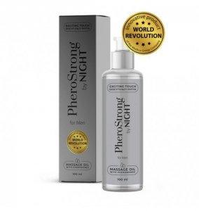 Medica Group PheroStrong by Night for Men Massage Oil 100ml - olejek z feromonami dla mężczyzn