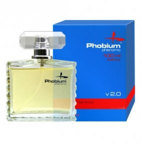 Phobium v2.0 100 ml for men – perfumy z feromonami - męskie
