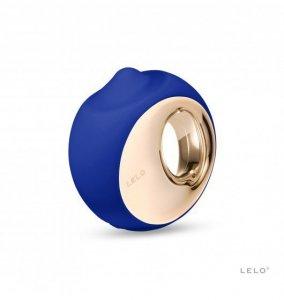 LELO Ora 3 - Wibrator Ekskluzywny (granatowy)