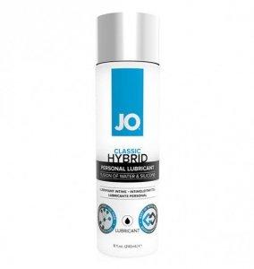 System JO Classic Hybrid Lubricant 240 ml - lubrykant na bazie wody i silikonu