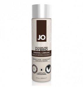 System JO Silicone Free Hybrid Lubricant Coconut 120 ml - lubrykant na bazie wody
