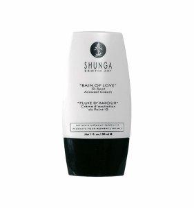 Shunga Rain of Love G-spot Arousal Cream 30 ml - krem do stymulacji punktu G dla kobiet