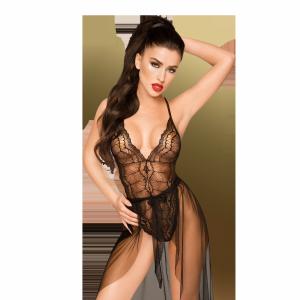 Penthouse Best foreplay body L/XL (czarny)