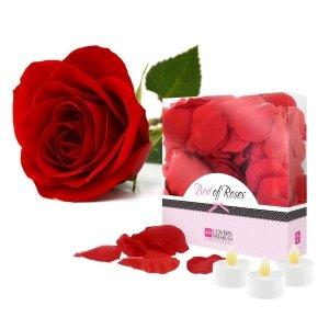 LoversPremium Bed Of RosesRose Petals Red - czerwone płatki róż