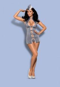 Obsessive Stewardess kostium L/XL