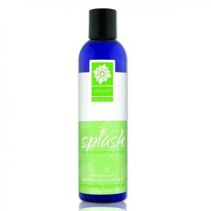 Sliquid Balance Splash Honeydew Cucumber 255 ml - płyn do higieny intymnej dla kobiet (ogórek)