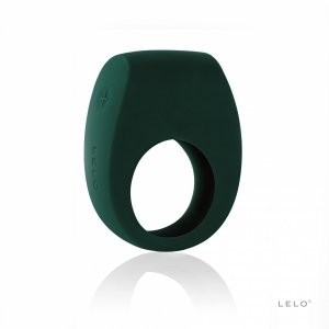 Lelo Tor 2 - erekcyjny pierścień wibrujący (zielony)