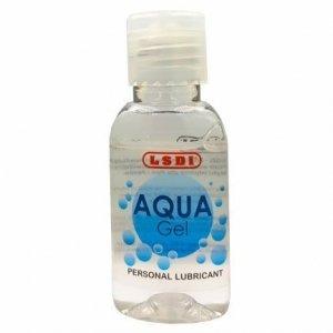 LSDI Lubrykant na bazie wody AQUA GEL 30ml