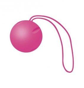 Kulki gejszy dla początkujących JoyDivision Joyballs Single (kulki pojedyncze, róż)