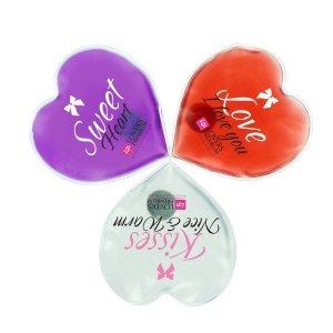 LoversPremium Hot Massage Hearts - zestaw trzech serduszek do masażu