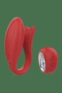 Dream Toys Red Revolution Pandora - wibrator dla par