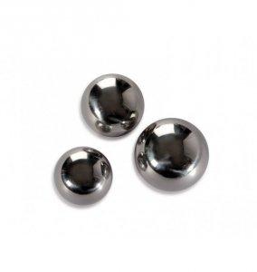 Kulki analne Titus Range Anal Ball upgrade 40mm (srebrne)
