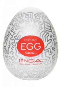 Tenga Egg  Keith Haring Party - Mastrubator jajko