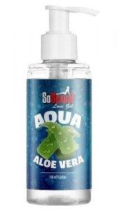 SoSexual Żel poślizgowy z Aloesem 150ml - lubrykant na bazie wody