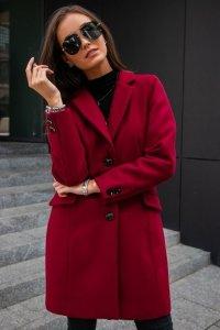 Roco Fashion 0012 płaszcz 36 (bordowy)