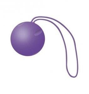 Kulki gejszy dla początkujących JoyDivision Joyballs Single (kulki pojedyncze, fiolet)