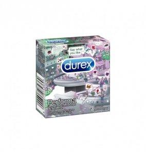 Durex Performa - Prezerwatywy opóźniające wytrysk (1op./3szt.)