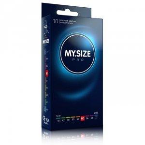 MY.SIZE Pro 60 mm - Prezerwatywy (1op./10szt.)