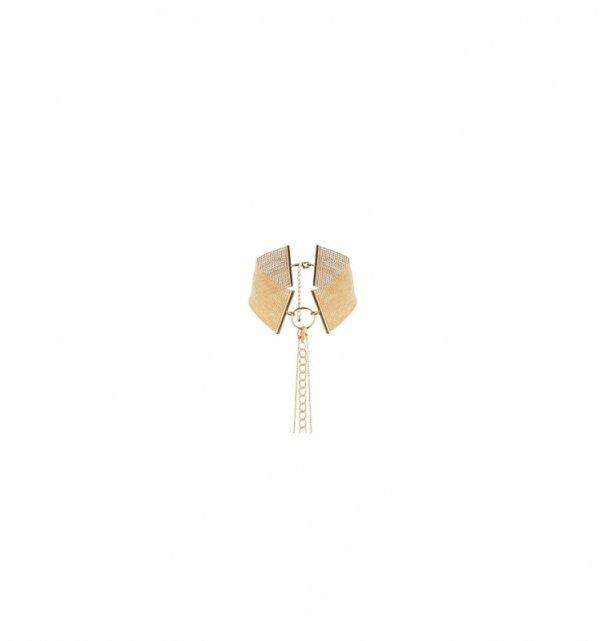 Naszyjnik-obroża z łańcuchem Bijoux Indiscrets Magnifique