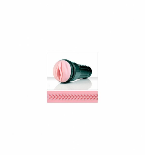 Masturbator Fleshlight Vibro - Pink Lady Touch