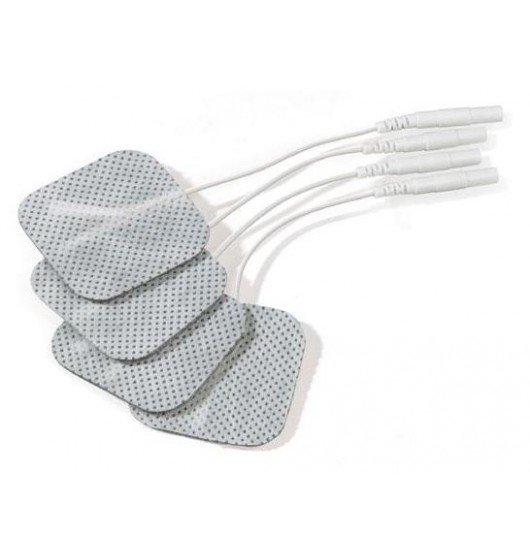 Mystim - Elektrody przylepne 40x40mm do elektrostymulacji
