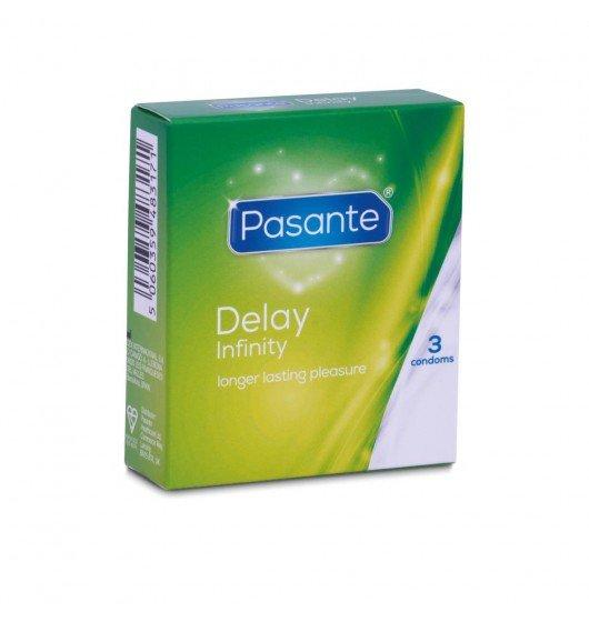 Pasante Delay Infinity 3's x 12