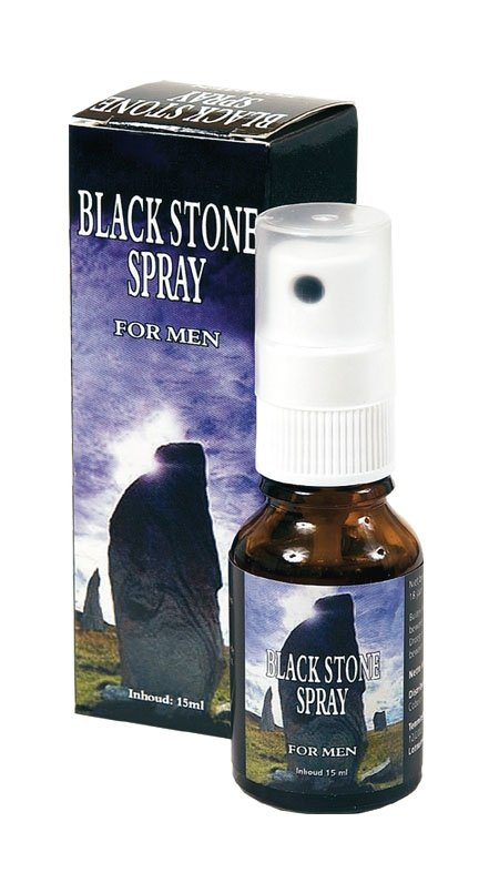 Black Stone - Delay Spray