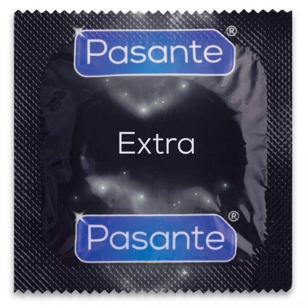 Pasante Extra Safe Bulk Pack - Prezerwatywy wzmocnione (144szt.)