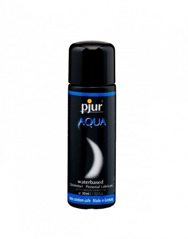 pjur Aqua 30 ml - lubrykant na bazie wody