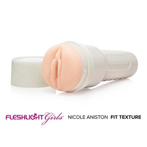 Masturbator Fleshlight Girls Nicole Aniston Fit - masturbator pochwa