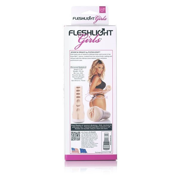 Masturbator Fleshlight Girls Jessica Drake Heavenly - masturbator pochwa