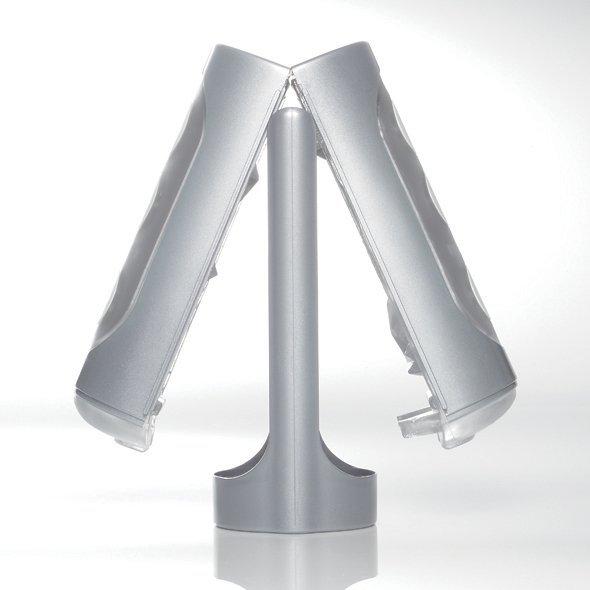 Masturbator Tenga Flip Hole - masturbator oralny (srebrny)
