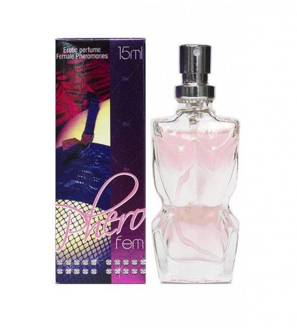 Pherofem Eau De Parfum 15 ml perfumy z feromonami - damskie