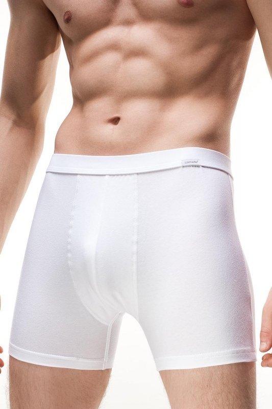 Cornette Perfect Authentic bokserki M (biały)