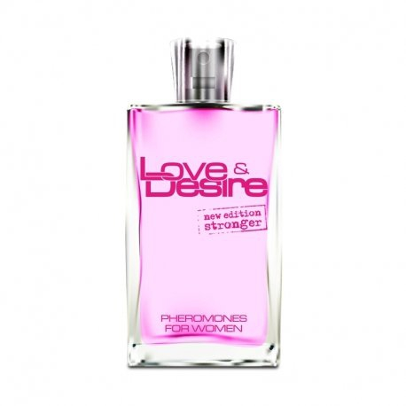 Love & Desire 100ml perfumy z feromonami - damskie