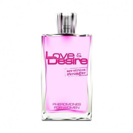 Love & Desire 100ml perfumy z feromonami - damskie