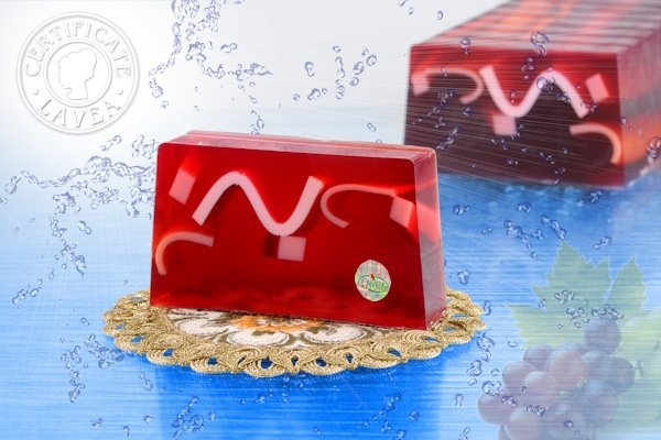 Mydło Vinegrape 100g