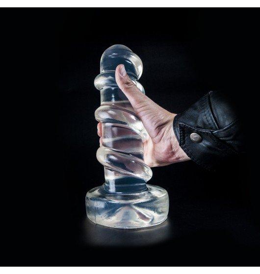 Dildo Mister B - Alfred (przeźroczyste)