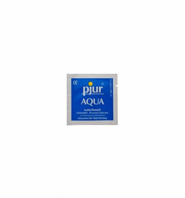 Lubrykant pjur Aqua 2 ml (saszetka)