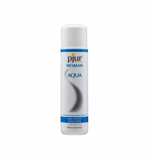 Lubrykant pjur Woman Aqua Bottle 100 ml