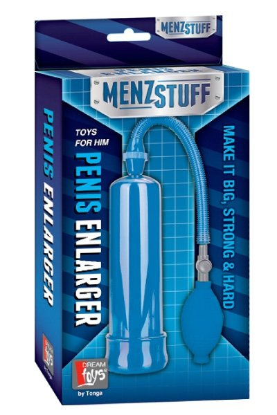 MenzStuff Penis Enlarger Blue