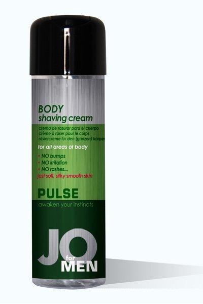 JO Men Body Shaving Cream Pulse