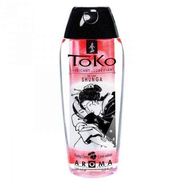 Toko Aroma Lubricant Blazing Cherry