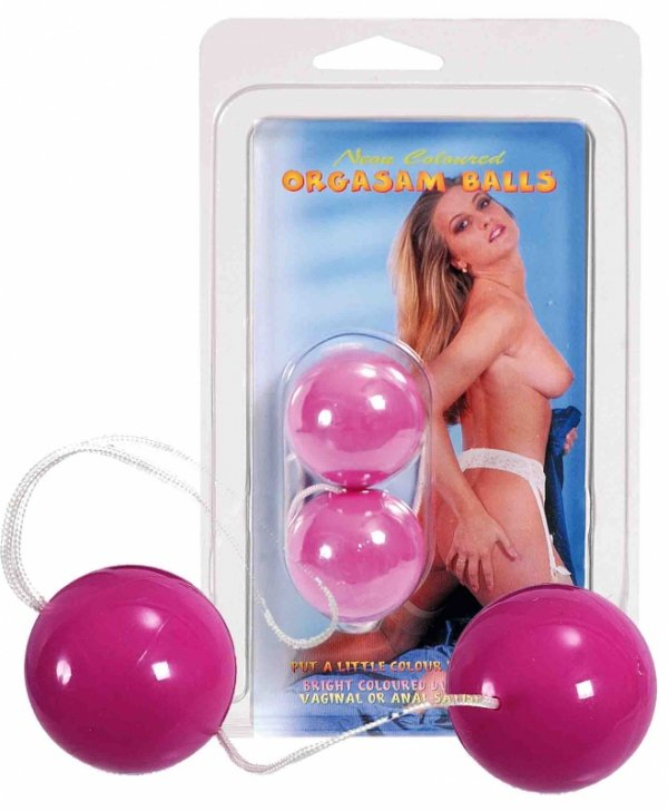 Orgasm Balls Purple