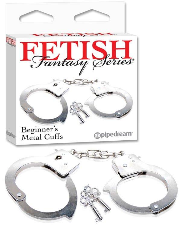 Ff Beginner Metal Cuffs