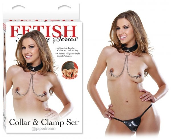 Ff Collar and Clamp Set